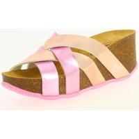 Chaussures Femme Sandales et Nu-pieds Iota bio-181-72216 rose