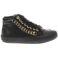 Chaussures Fille Baskets montantes Guess filry1 ele12 noir