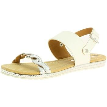 Chaussures Femme Sandales et Nu-pieds Maria Mare 66773 blanc
