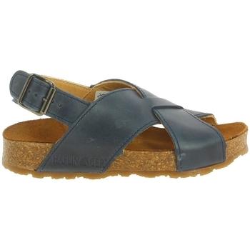 Chaussures Fille Sandales et Nu-pieds Haflinger 819422 bleu
