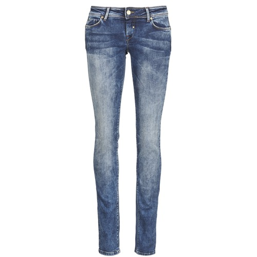 Vêtements Femme Jeans slim Salsa SHAPE UP Bleu medium