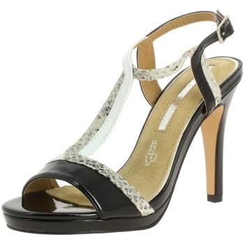Chaussures Femme Sandales et Nu-pieds Maria Mare 66701 noir