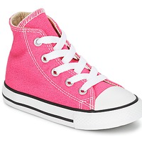 Chaussures Fille Baskets montantes Converse Chuck Taylor All Star SEASON HI Rose