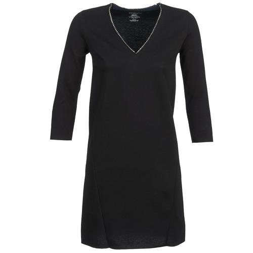 Robes Majestic BRUNEHILDE Noir 350x350