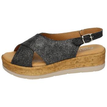 Chaussures Femme Sandales et Nu-pieds Fanny Valero  Gris