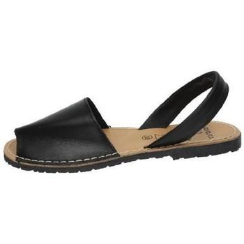 Chaussures Femme Sandales et Nu-pieds Avarca Cayetano Ortuño  Noir