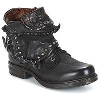 Chaussures Femme Boots Airstep / A.S.98 SAINTEC NOIR