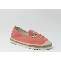 Chaussures Homme Baskets mode Topway ESPADRILLE ROSE rose