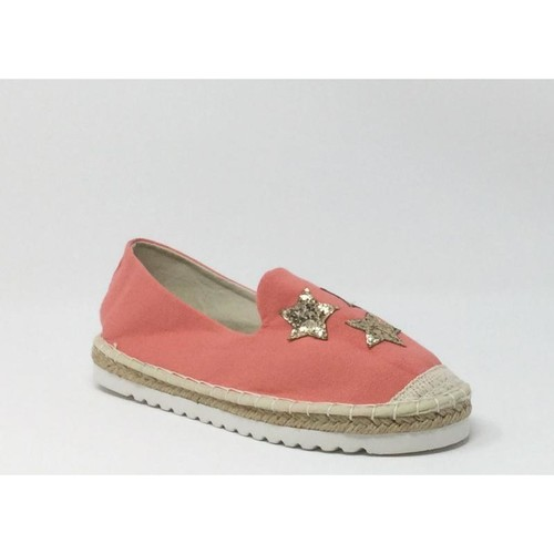 Topway ESPADRILLE ROSE rose - Chaussures Espadrilles Homme