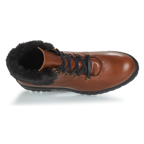 Boots Jeno Chaussures Cognac Casual Attitude Femme UqSpGzVM
