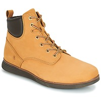 Chaussures Homme Boots Casual Attitude JEK Beige