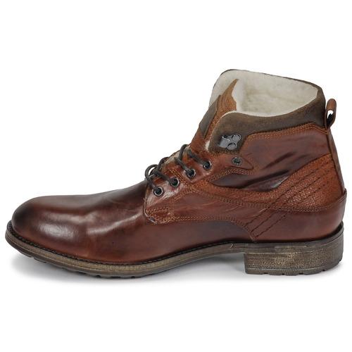 Marron Attitude Homme Jopa Boots Casual dhrtsxQC