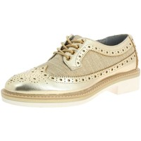 Chaussures Femme Derbies Maria Mare 66613 champagne