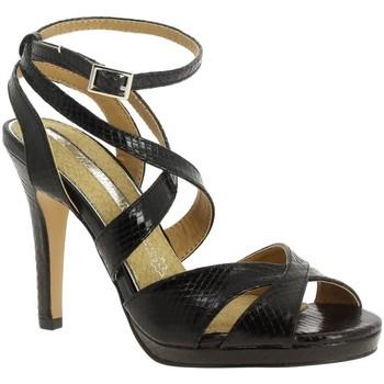 Chaussures Femme Sandales et Nu-pieds Maria Mare 66711 noir