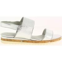 Chaussures Femme Sandales et Nu-pieds Marco Tozzi 28633 argent