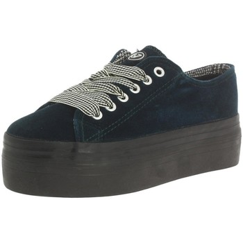Chaussures Femme Baskets basses Sixty Seven 75070 bleu