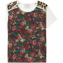 Vêtements Femme T-shirts & Polos Scotch & Soda 137323 Multicolore