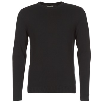 Vêtements Homme Pulls Citrouille et Compagnie JJEBASIC Noir
