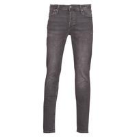 Vêtements Homme Jeans slim Jack & Jones JJIGLENN Gris