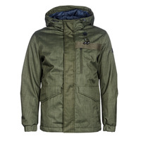 Vêtements Homme Parkas Jack & Jones JCOHUGO Kaki
