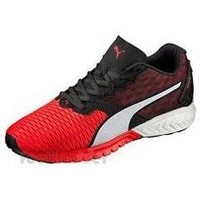 Chaussures Baskets mode Puma Chaussures Sportswear Homme  Ignite Dual Red   Ignite Dual Red Anthracite et orange
