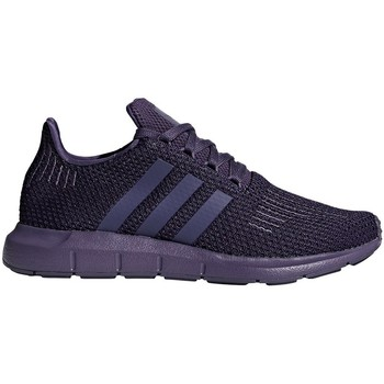 Chaussures Femme Baskets basses adidas Originals Swift Run W violet