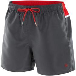 Vêtements Homme Maillots / Shorts de bain Impetus Maillot de bain homme Danube gris et rouge Gris