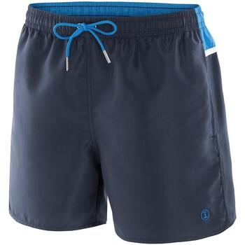 Vêtements Homme Maillots / Shorts de bain Impetus Short de bain homme Danube bleu azur et bleu marine Bleu