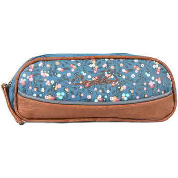 Sacs Enfant Trousses Cameleon Trousse 2 compartiments VINTAGE 709-VINTROUS LITTLE FLOWERS