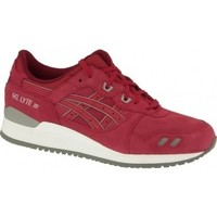 Chaussures Homme Multisport Asics Gel Lyte III rouge
