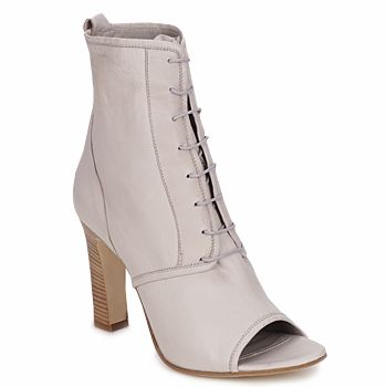 Chaussures Femme Bottines Jil Sander JS16328 Beige