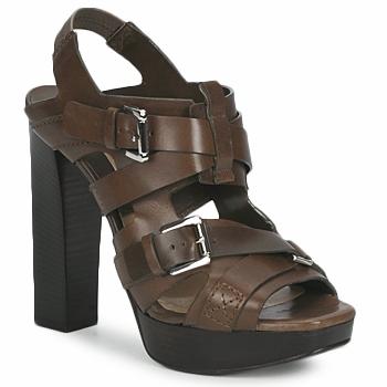 Chaussures Femme Sandales et Nu-pieds Michael Kors MOWAI Taupe