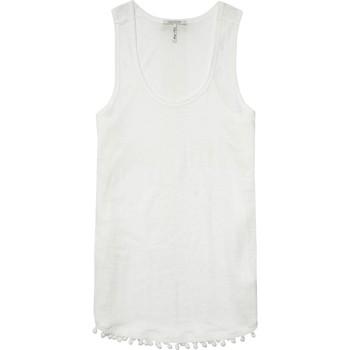Vêtements Femme Débardeurs / T-shirts sans manche Scotch & Soda 137437 Blanc
