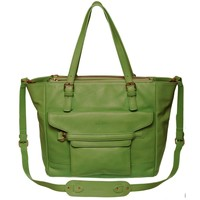 Sacs Femme Cabas / Sacs shopping Kate Lee ELYSA Vert