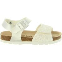 Chaussures Fille Sandales et Nu-pieds Cheiw 47124 Blanco