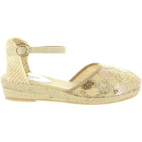 Chaussures Fille Espadrilles MTNG 45706 R1 Gold