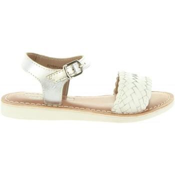 Chaussures Fille Sandales et Nu-pieds MTNG 47241 Blanco