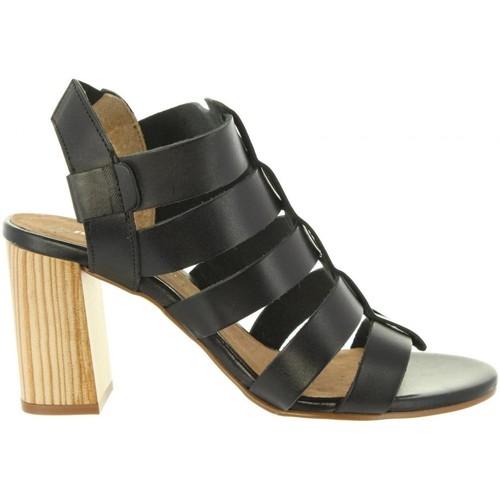 Sandales pieds Negro Lucrecia Nu Mtng Et 97463 Femme 8kwOn0PX