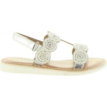 Chaussures Fille Sandales et Nu-pieds MTNG 47327 PATY Plateado
