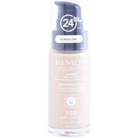 Beauté Femme Fonds de teint & Bases Revlon Colorstay Foundation Normal/dry Skin 150-buff  30 ml