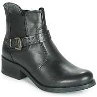 Chaussures Femme Boots André MAROON Noir