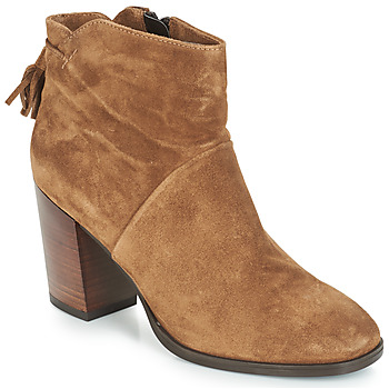Chaussures Femme Boots André CARESSE Camel