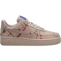 Chaussures Femme Baskets basses Nike ZAPATILLAS  AIR FORCE 1 '07 Rose