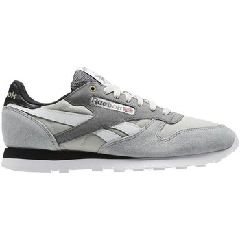 Chaussures Homme Baskets basses Reebok Sport ZAPATILLAS  CL LEATHER Gris
