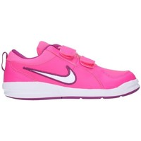 Chaussures Fille Baskets basses Nike 454478-454477  (606) Niña Rosa rose