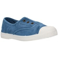 Chaussures Garçon Baskets basses Natural World 470E - Azul bleu