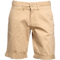 Vêtements Garçon Shorts / Bermudas Teddy Smith Short Chino 60404679d Beige