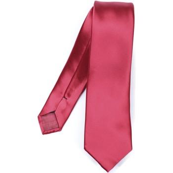 Vêtements Homme Cravates et accessoires Virtuose Cravate unie Rouge