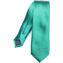 Vêtements Homme Cravates et accessoires Virtuose Cravate unie Vert