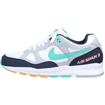 Chaussures Homme Baskets mode Nike Air Span 2 Blanc